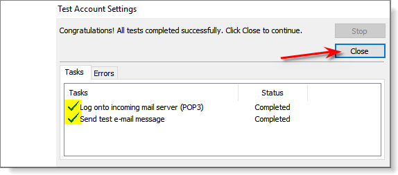 """How to Fix Outlook """"Task - Sending reported error"""